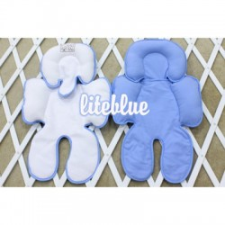 Cuddle Me - Head Body Support Seat Pad (AbstractBlue)