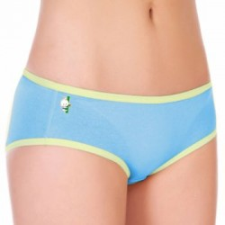 Bebe Bamboo Bamboo Sanitary Brief - Blue