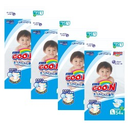 GOO. N JV Diapers L54 4-Pack