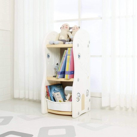 Design Toy Organizer (Mini) - Beige