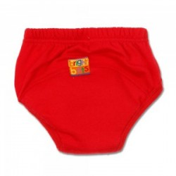 Bright Bots Training Pants(Red)