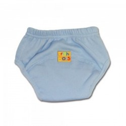 Bright Bots Training Pants Pastel (Light Blue)