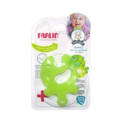 Farlin Doctor J Teether Educational Smiley (Fish)