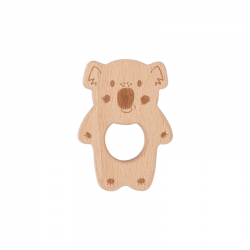 Kippins Banjo Beech Wood Teething Toy