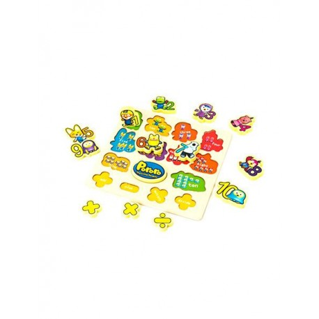 Magic Forest Pororo Number Board (TC8017)