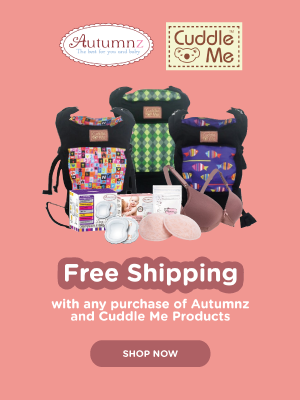 Autumnz and Cuddle Me Super Promo