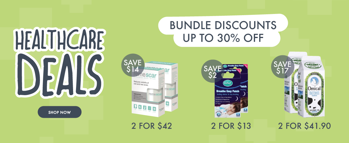 Bundle discount up to 30% off