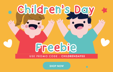 Children's Day Freebie