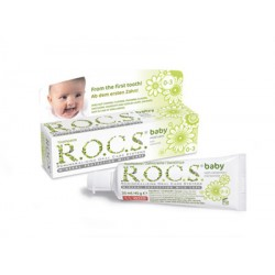 ROCS Baby 0-3 years old Toothpaste (with Chamomile)