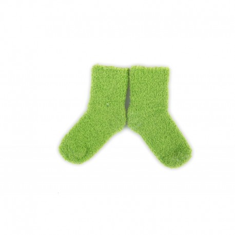 PLUSH® Cozy Baby Socks 0-2 years - Green