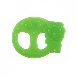 Simba Lemon Flavor Silicone Teether - Simba