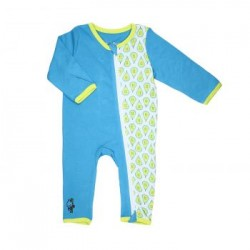 Bebe Bamboo zZippy Sleepsuit Apple Pear
