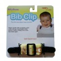 Bebe Avenue Bib Clip Yellow Bear