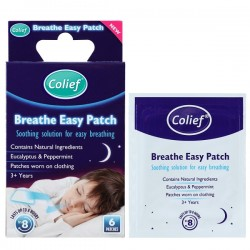 Colief® Breathe Easy Patch