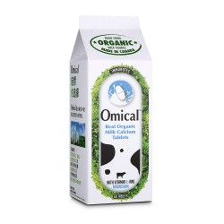 OMICAL 60s Organic Milk Calcium Tablets