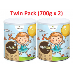 [OMG!Deal]MIWAKO MILK (700g) (Vegan) (2 cans only)
