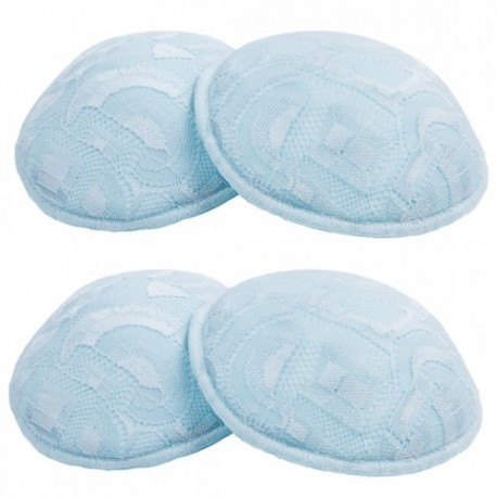 Autumnz Washable Breast Pads (6pcs/pack) - Powder Blue*TWIN PACK*
